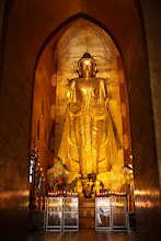 Photo: Year 2 Day 57 - The Buddha in Ananda Temple