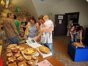 Photo: První návštěvníci