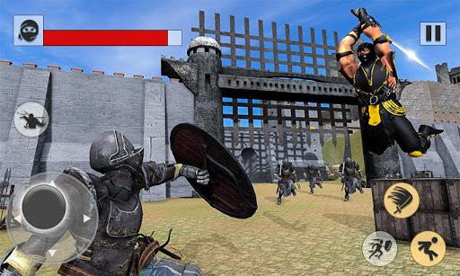 ninja warrior assassin epic battle 3d screenshot 2