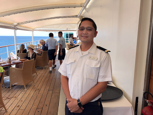 Aditya-asst-dining-room-manager.jpg - Aditya, the assistant dining room manager on Wind Surf.