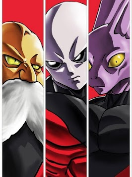 Goku VS Jiren HD Wallpaper Offline Poster