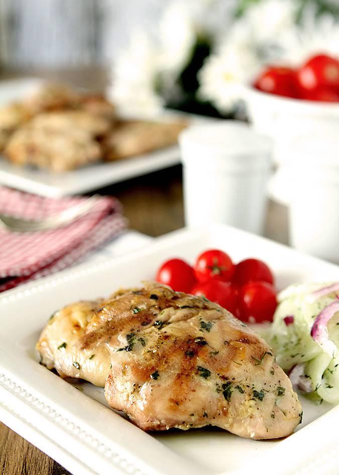 10 Best Chicken Basting Sauce Recipes