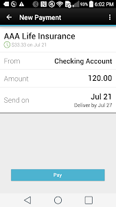 People's Trust Mobile Banking screenshot 4