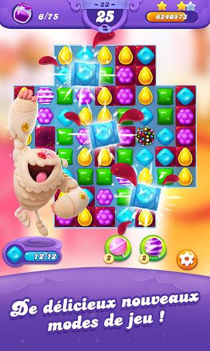 Candy Crush Friends Saga  captures d'u00e9cran 1
