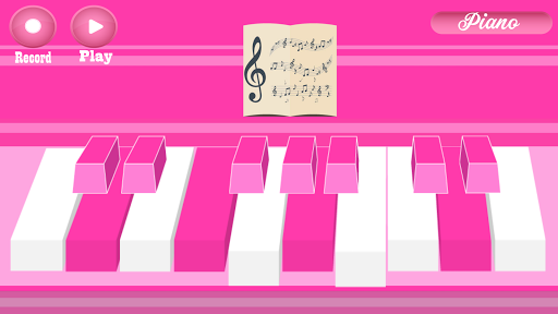 Pink Piano 1.1 screenshots 11