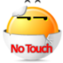 NoTouch prevent addiction icon