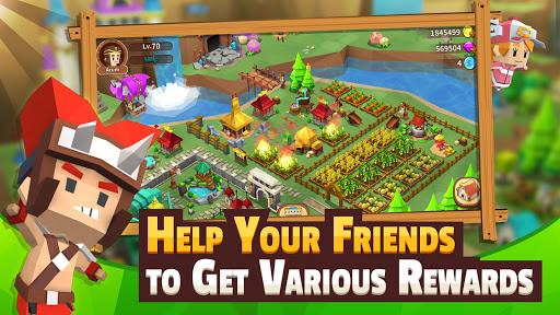 Garena Fantasy Town APK MOD (Astuce) screenshots 5