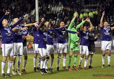 Hannes Delcroix ira en stage avec le groupe A d'Anderlecht