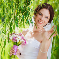 Wedding photographer Dinara Kozlova (DinaraDinara). Photo of 21.01.2015