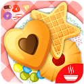 Cookie Maker game - DIY make bake Cookies with me icon
