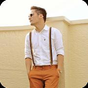 Men Suspenders Designs