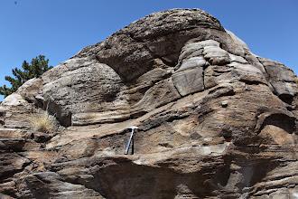 Photo: Stop 6 - Bedload boulders along Apple Capital Loop Trail, Wenatchee, WA