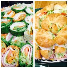 Wrap or Croissant Platter