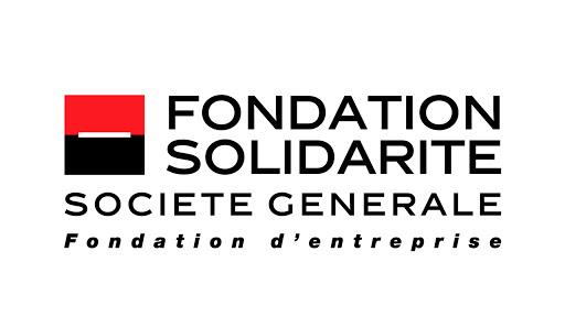 Fondation Société Générale solidarité Fondation d'entreprise logo