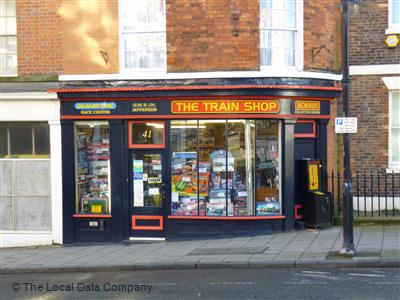 The Train Shop on Eastborough - Model Shops in Scarborough