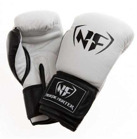 Boxhandske NF Mexican Style White/Black