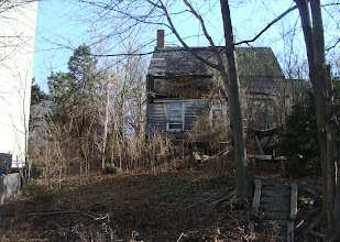 Photo: Collins House, December 2011