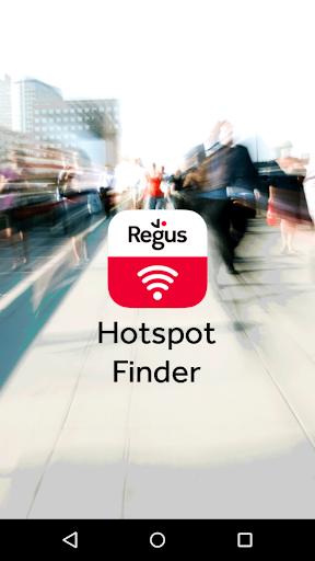 Regus Hotspot Finder