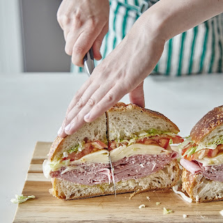 How To Make a Sandwich for a Crowd