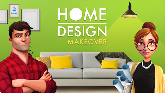 Home Design Makeover! Screenshot
