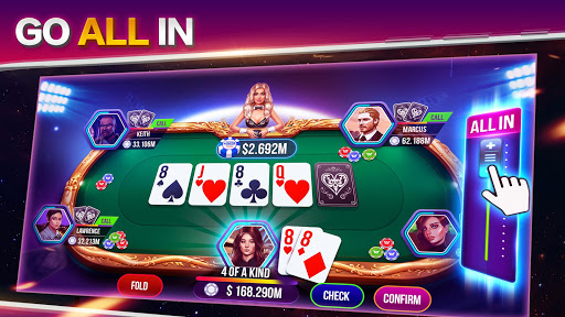 Winning Pokeru2122 - Free Texas Holdem Poker Online apkslow screenshots 9