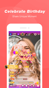 App LiveMe - Video chat, new friends, and make money APK for Windows Phone