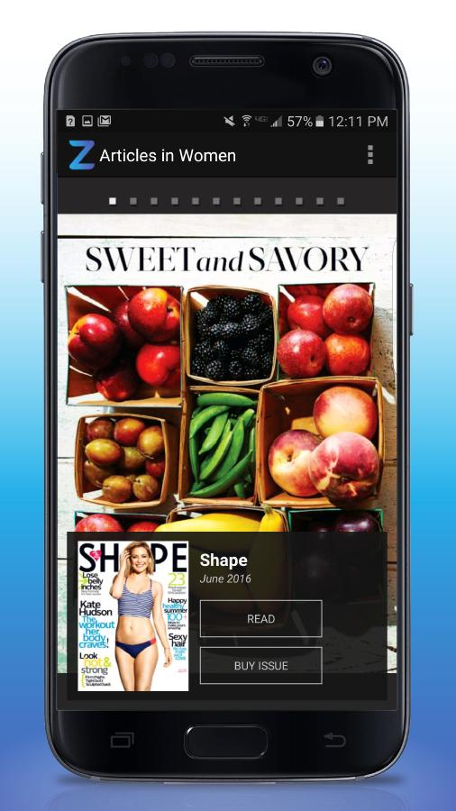 Zinio: 5000+ Digital Magazines screenshot #5