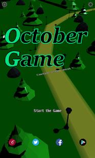 OctoberGame - náhled