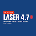 European Laser 4.7 Youth Championships 2018 icon
