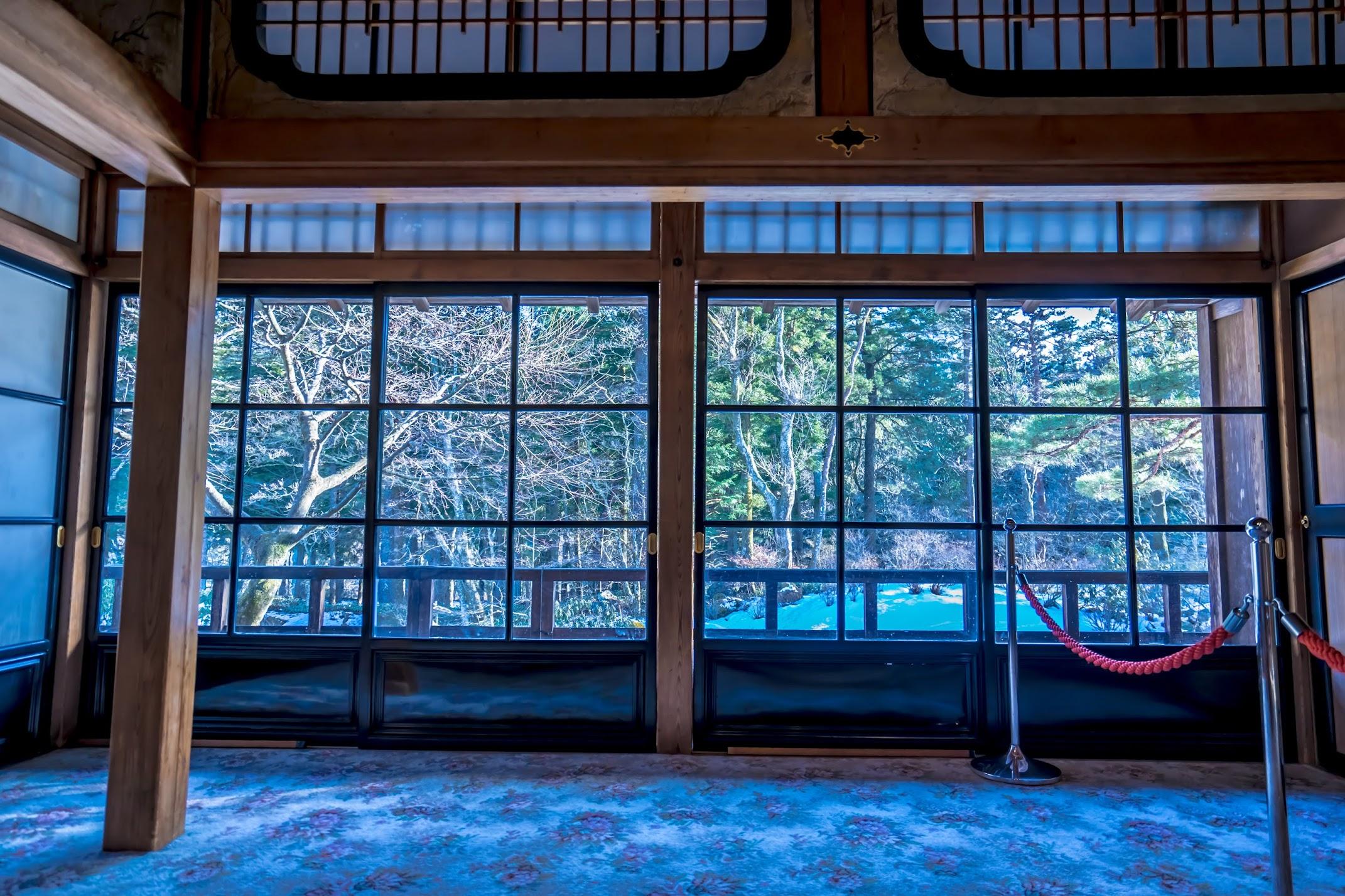 Nikko Tamozawa Imperial Villa Memorial Park3
