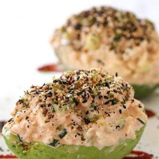 Crab Stuffed Avocado Recipes.