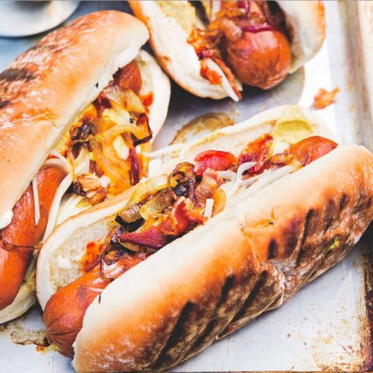 A Step-By-Step Guide To Homemade Hot Dogs