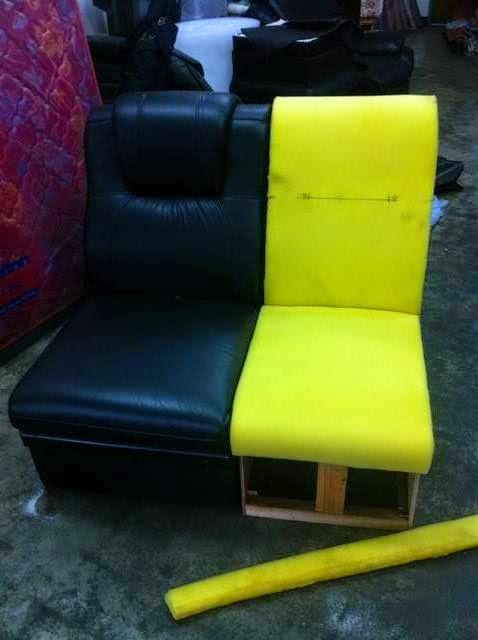 沙發製作流程_
