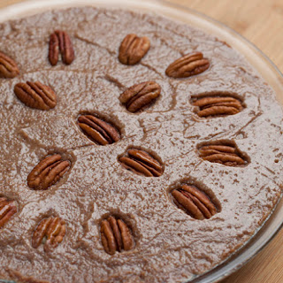 Raw Pecan Love Pie