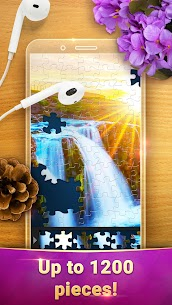 Download Magic Jigsaw Puzzles Mod APK game for Android 3
