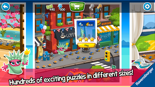 Puzzle Adventures v1.1 (Mod Money/Keys/Energy)