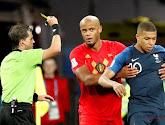 Beelden tonen aan hoe zeer de Fransen de Belgen uitdaagden om toch maar hun voorsprong vast te houden