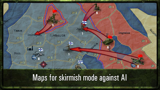 Strategy & Tactics: WW II 1.2.20 screenshots 10