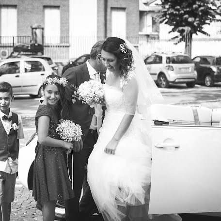 Wedding photographer Bottega Incontroluce (bottegaincontro). Photo of 22.09.2017