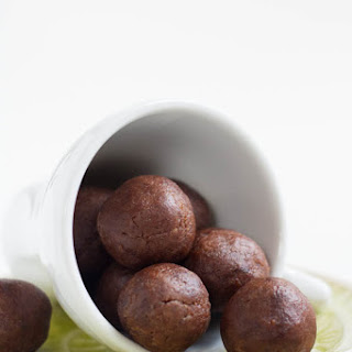 Kid-Friendly Chocolate Energy Balls
