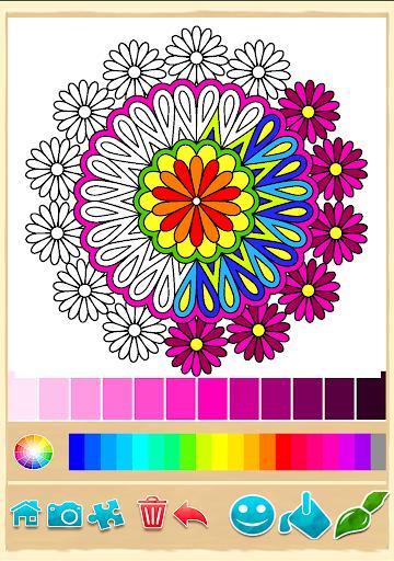 Mandala Coloring Pages  screenshots 2