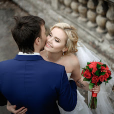 Wedding photographer Katya Pushkareva (RinaKa). Photo of 19.04.2018