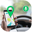 Gps Maps Drive With Voice Navigation Traffic