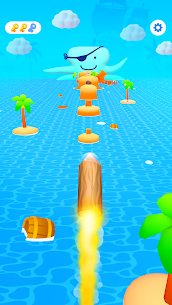 Log Thrower Mod Apk 1.2.7 (Unlimited Money) 6