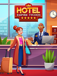 Hotel Empire Tycoon MOD APK 1.7.4 (Unlimited Money) 7