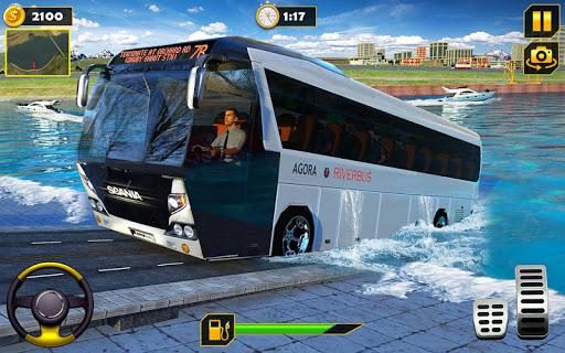 River Bus Driver Tourist Coach Bus Simulator  screenshots 8