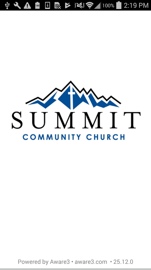 Summit Community Church- screenshot