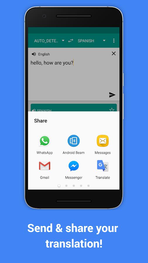 Screenshots of Multi Language Translator Pro for iPhone