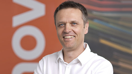 Thibault Dousson, country GM at Lenovo South Africa.