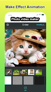 Photo video maker with music, effects for pictures 3